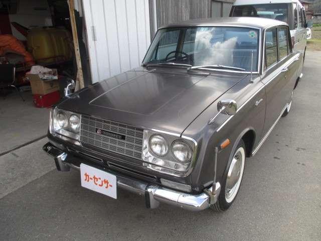 トヨタコロナデラックス旧車兵庫県の詳細画像その3