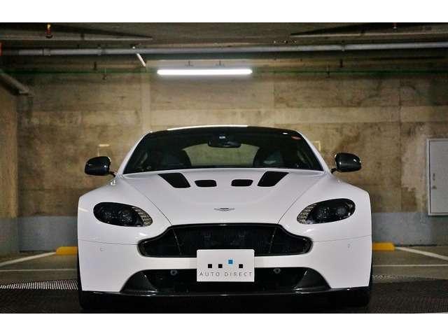 アストンマーティンV12ヴァンテージS スポーツシフトIII2014年式 D車東京都の詳細画像その2