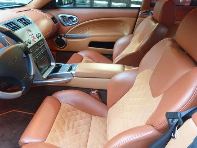 アストンマーティンV12ヴァンキッシュ5.9Sリップスポイラーディーラー車DTVナビ記録東京都の詳細画像その15