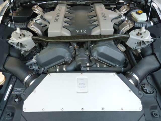 アストンマーティンV12ヴァンキッシュ5.9Sリップスポイラーディーラー車DTVナビ記録東京都の詳細画像その17
