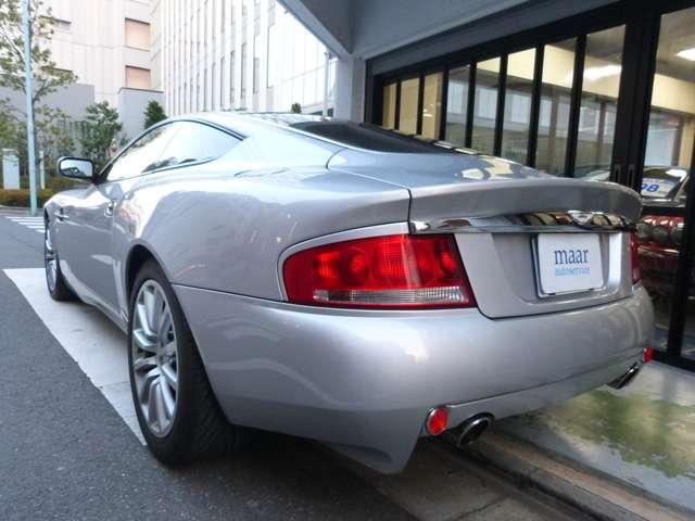 アストンマーティンV12ヴァンキッシュ5.9Sリップスポイラーディーラー車DTVナビ記録東京都の詳細画像その8
