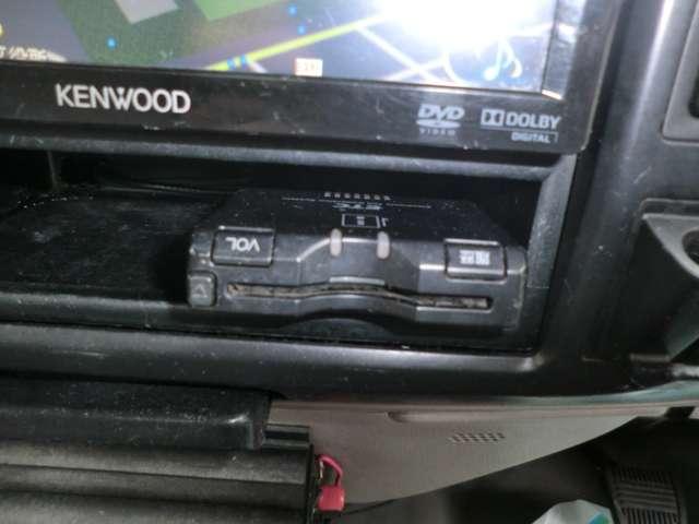 ETC車載器も装備されております。セットパップ変更・ETC2.0車載器への付け替えも承りますのでお気軽にご相談ください。