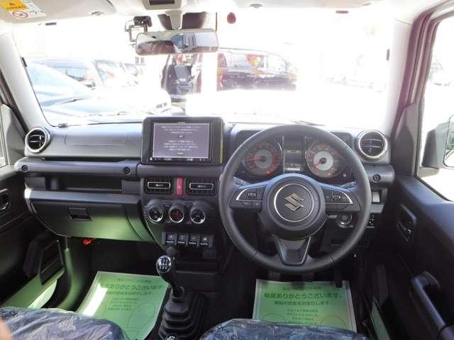 スズキ ジムニー 660 XC 4WD 中古車在庫画像13
