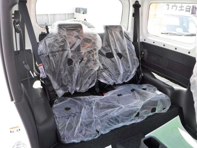 スズキ ジムニー 660 XC 4WD 中古車在庫画像14