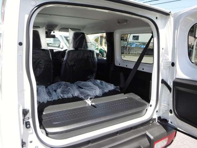 スズキ ジムニー 660 XC 4WD 中古車在庫画像16