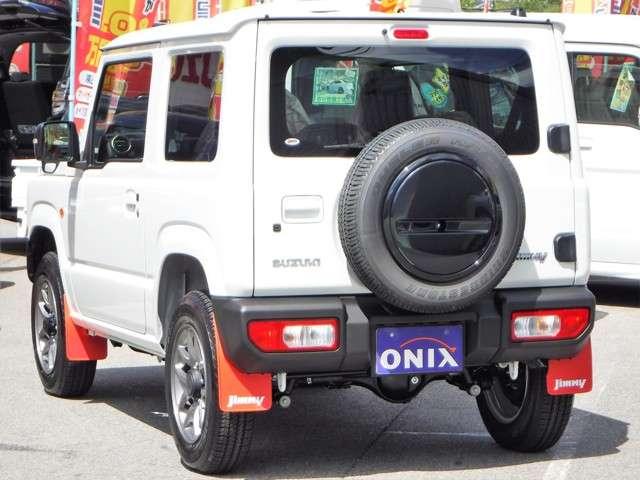スズキ ジムニー 660 XC 4WD 中古車在庫画像7