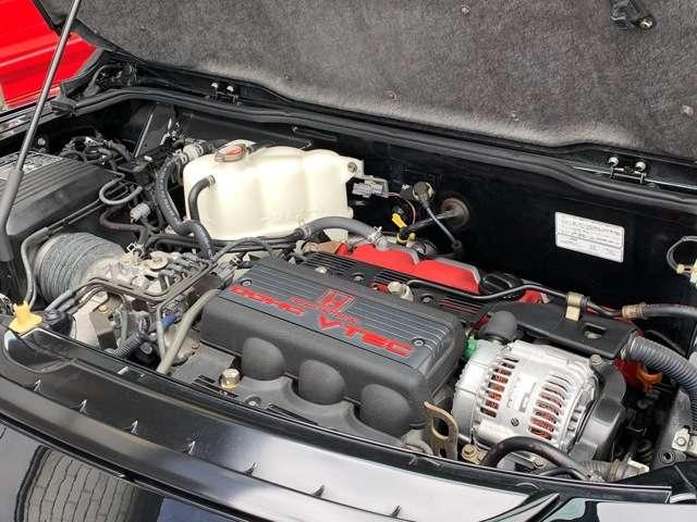 3.2L フルノーマルエンジンです。