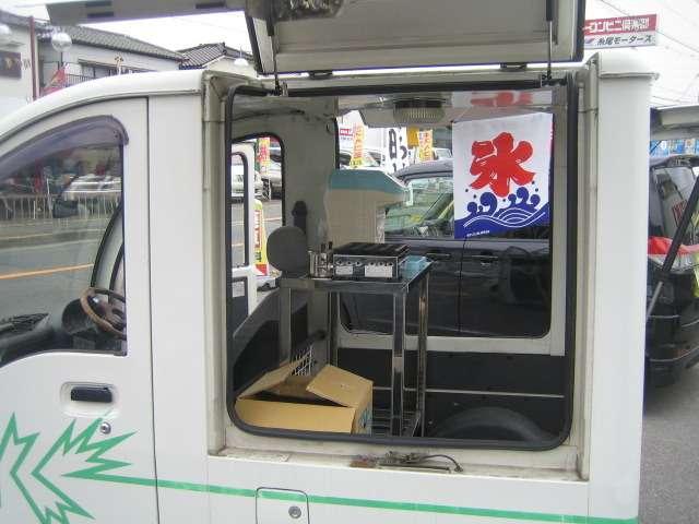希少ミチート移動販売車揃えたら高いかき氷&たこ焼き設備付すぐ商売OK!早い者勝ち!