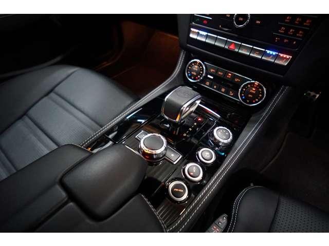 AMGスピードシフトMCT AMG RIDE CONTROLパフォーマンス・サスペンション AMGドライブユニットシステム AMG 3ステージESP
