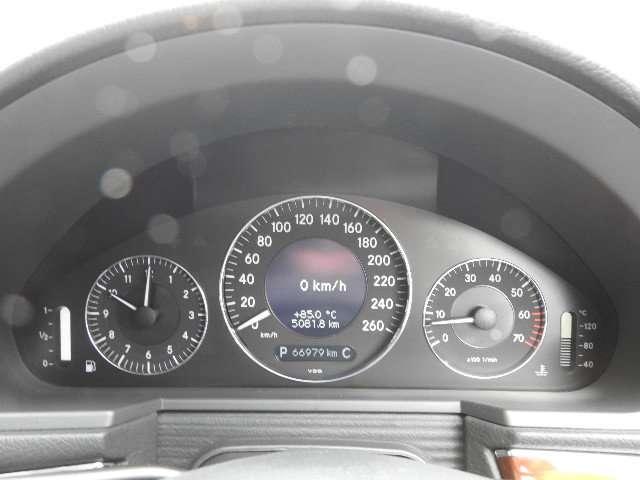 メルセデス・ベンツ Eクラスワゴン E240 中古車在庫画像17