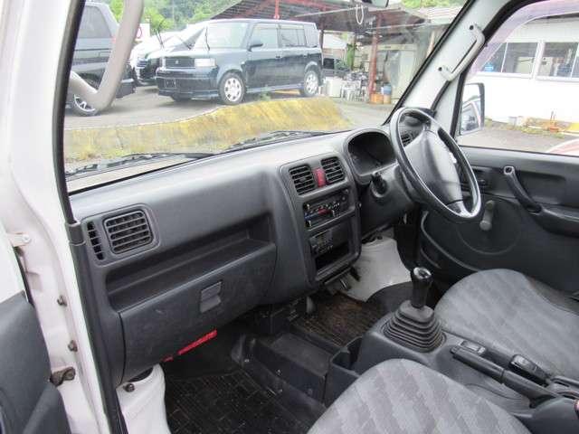 スズキ キャリイ 660 KC 3方開 4WD 中古車在庫画像16