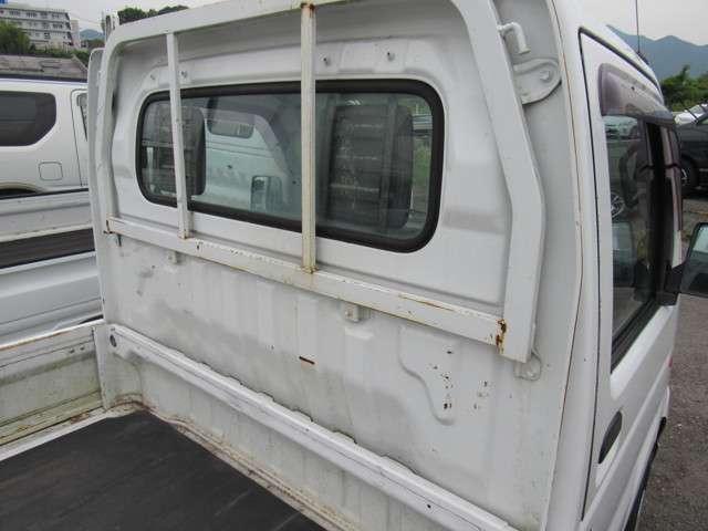 スズキ キャリイ 660 KC 3方開 4WD 中古車在庫画像5
