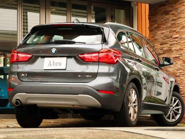 輸入車で人気のSUV BMW X1 ディーゼルモデル入庫です