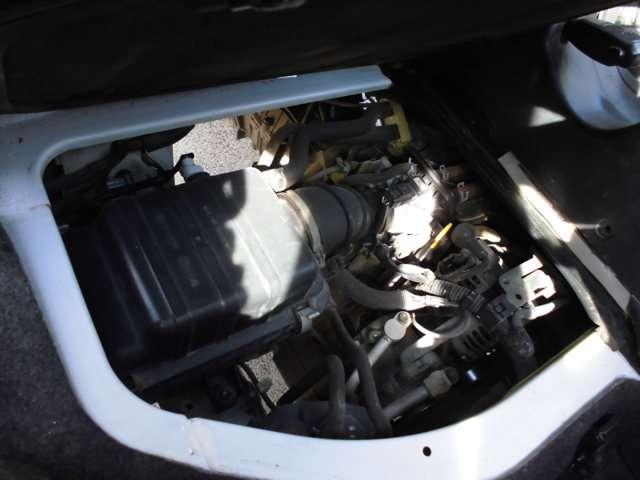 スズキ キャリイ 660 KCエアコン・パワステ 3方開 4WD 中古車在庫画像18