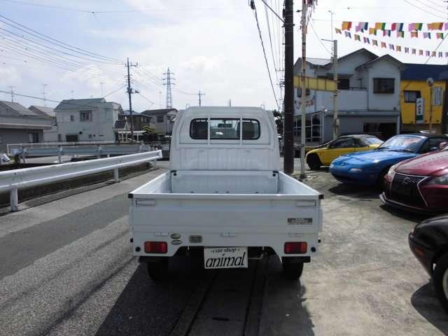 スズキ キャリイ 660 KCエアコン・パワステ 3方開 4WD 中古車在庫画像5