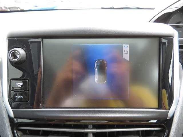 駐車時も安心☆コーナーセンサー付き!