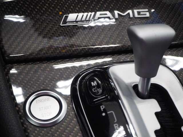 AMGCLKクラスブラックシリーズ新車並行ワンオーナー兵庫県の詳細画像その18