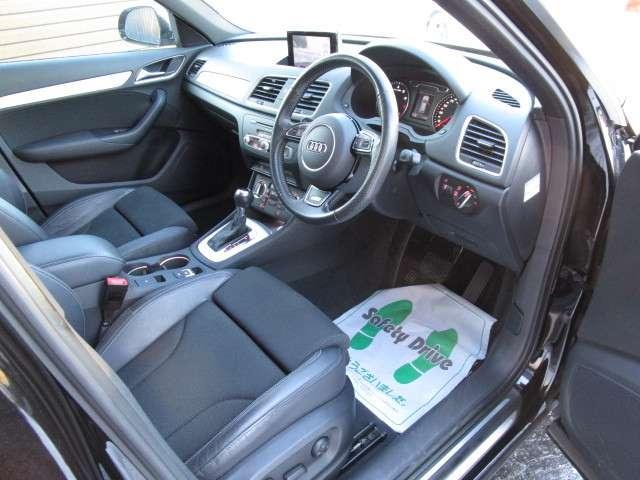 アウディ Q3 2.0 TFSI クワトロ 211PS Sラインパッケージ 4WD 中古車在庫画像5