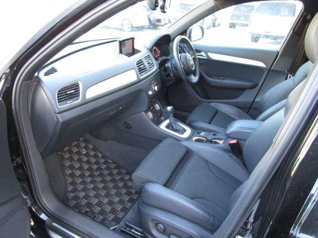 アウディ Q3 2.0 TFSI クワトロ 211PS Sラインパッケージ 4WD 中古車在庫画像6