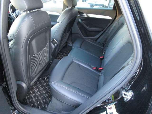 アウディ Q3 2.0 TFSI クワトロ 211PS Sラインパッケージ 4WD 中古車在庫画像7