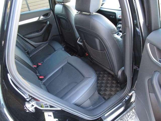 アウディ Q3 2.0 TFSI クワトロ 211PS Sラインパッケージ 4WD 中古車在庫画像8