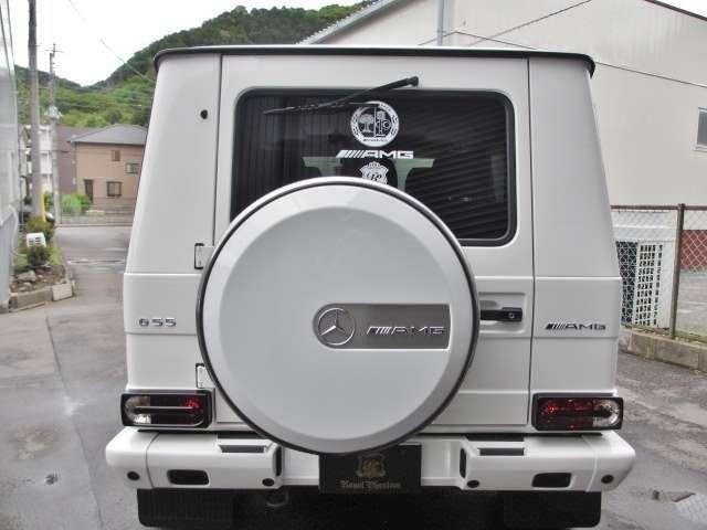 AMGGクラスG55L 4WDデジーノ 鍛造22AW 62style カスタマイズ静岡県の詳細画像その3