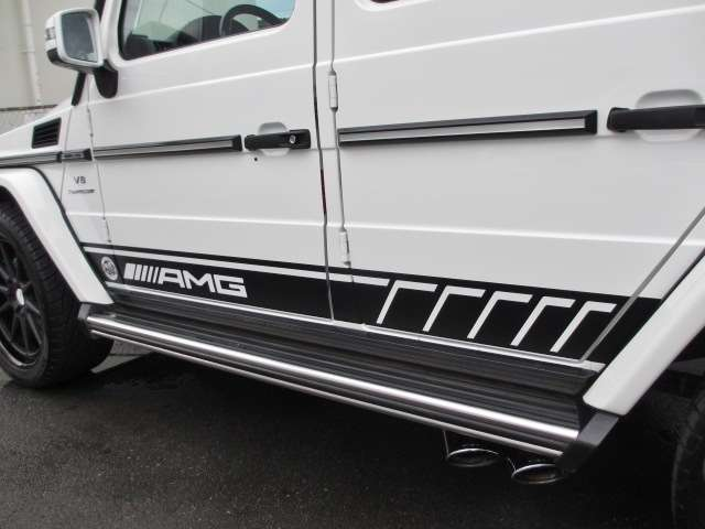 AMGGクラスG55L 4WDデジーノ 鍛造22AW 62style カスタマイズ静岡県の詳細画像その9