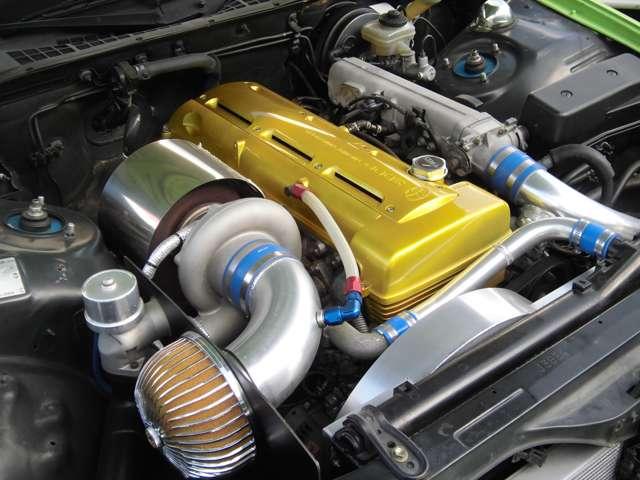 80スープラ2JZエンジン&ゲトラグ6速MT換装!クランク軽量化加工などチューニング多数