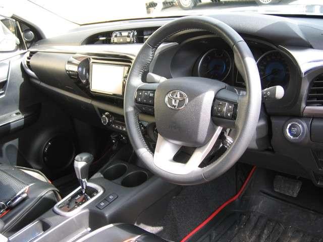 トヨタ ハイラックス 2.4 Z ディーゼルターボ 4WD 中古車在庫画像9