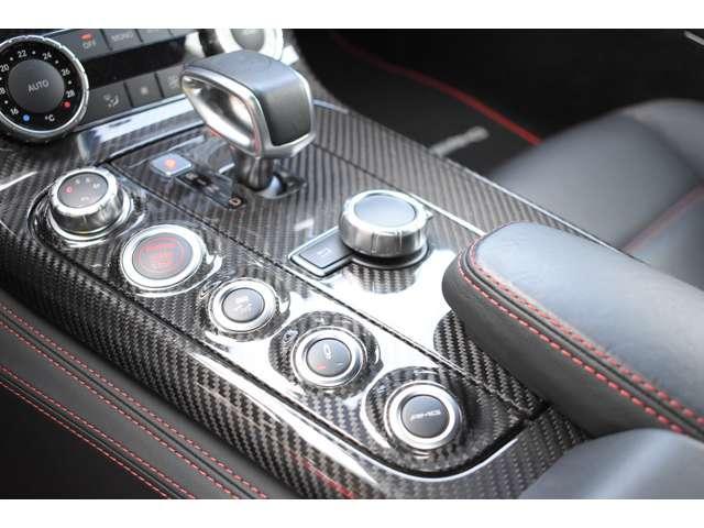AMGSLSクラスSLS AMG GT ファイナル エディション20台限定 ディ―ラー車 カーボンインテリア広島県の詳細画像その18