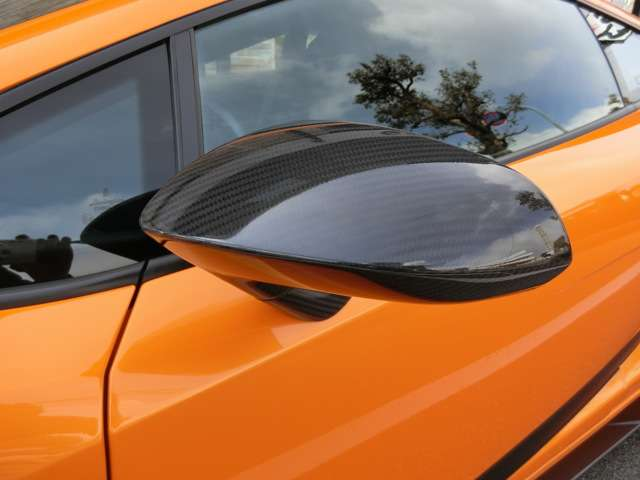 ランボルギーニガヤルドスーパーレジェーラ eギア 4WDD車 CSカーボンエアロ Kパイプマフラー兵庫県の詳細画像その9