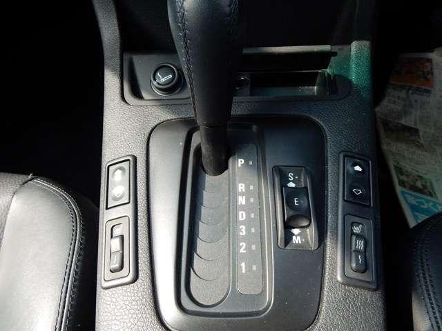 BMW3シリーズコンパクト318ti セレクション女性ワンオーナー禁煙島根県の詳細画像その11