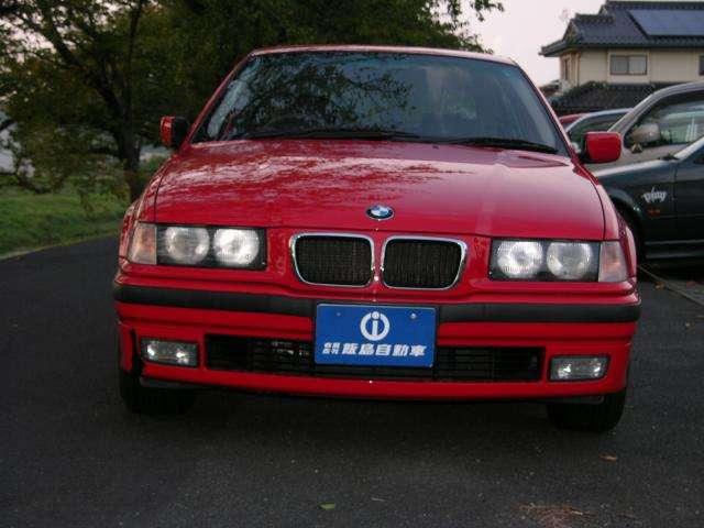 BMW3シリーズコンパクト318ti セレクション女性ワンオーナー禁煙島根県の詳細画像その2