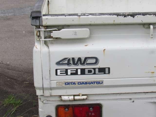 ダイハツ ハイゼットトラック 660 4WD 中古車在庫画像8