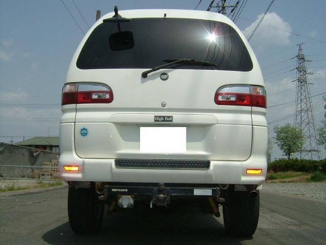 三菱デリカスペースギア3.0 シャモニー ハイルーフ 4WDの詳細写真
