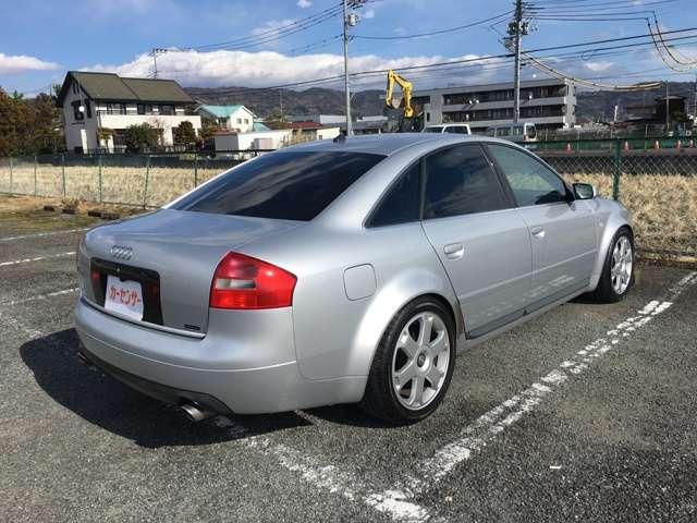 アウディS64.2 4WD車高調 ナビ フルセグTV ETC バックカメラ神奈川県の詳細画像その2