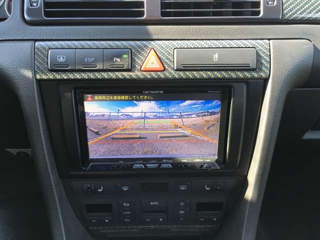 アウディS64.2 4WD車高調 ナビ フルセグTV ETC バックカメラ神奈川県の詳細画像その6