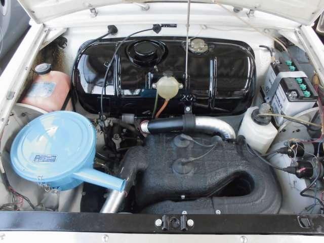 三菱 ミニカ LA21 空冷 中古車在庫画像12