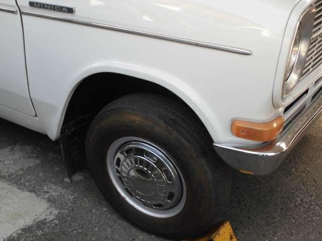 三菱 ミニカ LA21 空冷 中古車在庫画像19