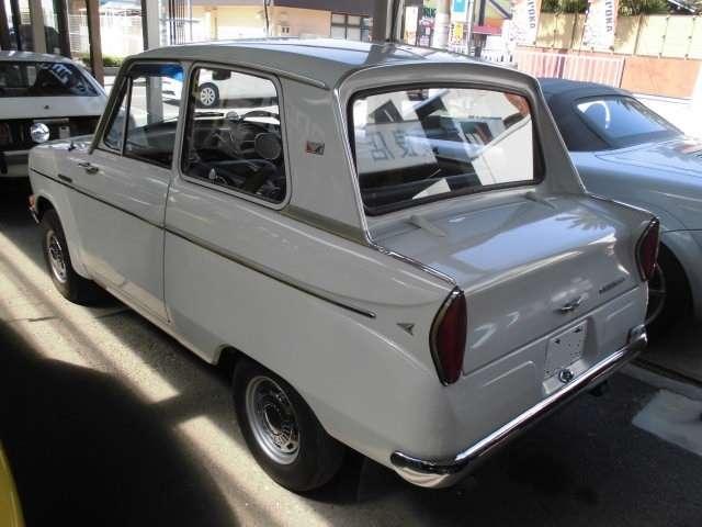 三菱 ミニカ LA21 空冷 中古車在庫画像4