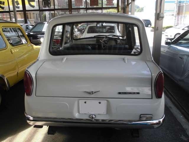 三菱 ミニカ LA21 空冷 中古車在庫画像5
