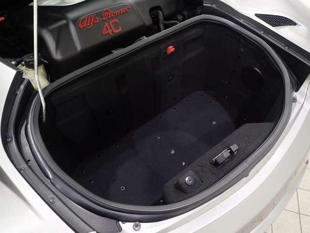 アルファ ロメオ4C1.7直4DOHC16ICターボ黒革Alfa TCT左H埼玉県の詳細画像その16