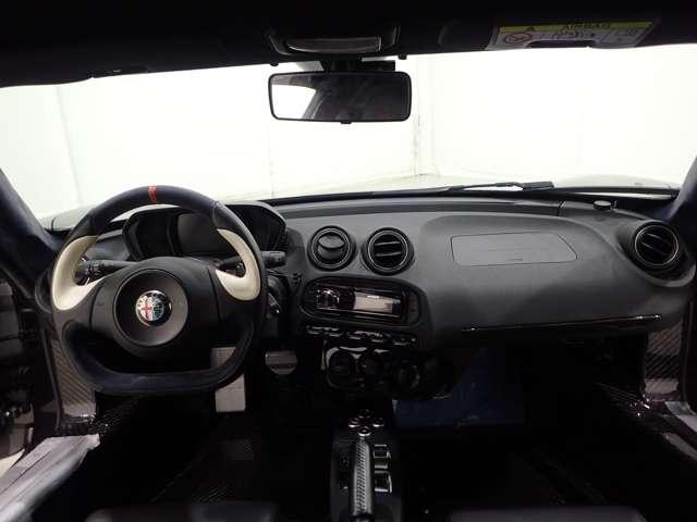 アルファ ロメオ4C1.7直4DOHC16ICターボ黒革Alfa TCT左H埼玉県の詳細画像その10