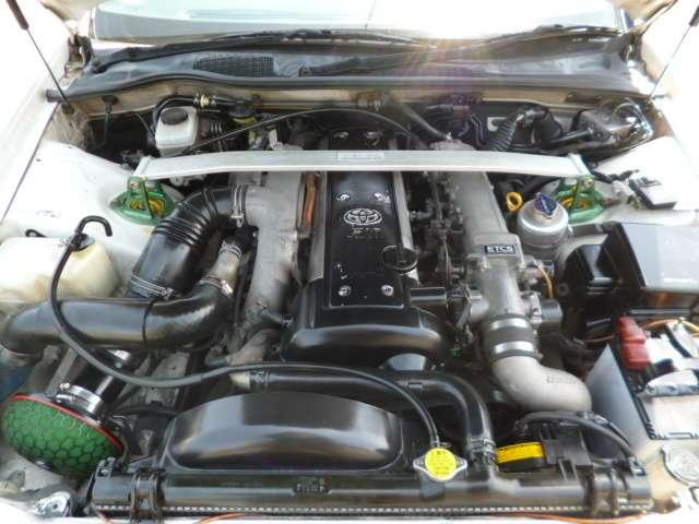 トヨタマークII2.5 ツアラーV5速MT載換公認済長野県の詳細画像その20