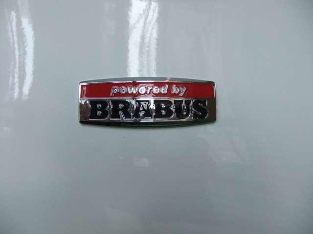 BRABUS パワードバイブラバスは本物の証
