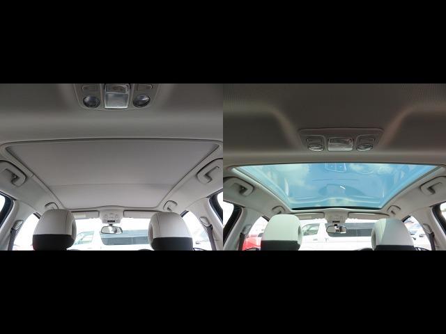 シトロエン C4 セダクション パノラミックガラスルーフパッケージ 中古車在庫画像15