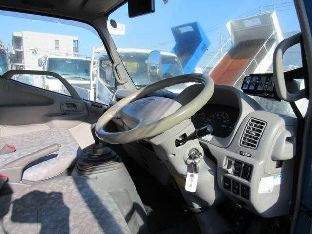 日野自動車 デュトロ プレス 4.6立米 中古車在庫画像11