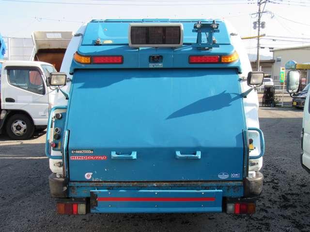 日野自動車 デュトロ プレス 4.6立米 中古車在庫画像4
