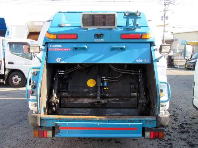 日野自動車 デュトロ プレス 4.6立米 中古車在庫画像6