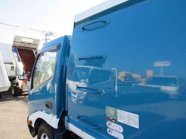 日野自動車 デュトロ プレス 4.6立米 中古車在庫画像9